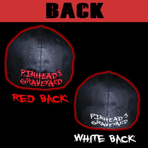 Pinhead's Graveyard - Hat Back