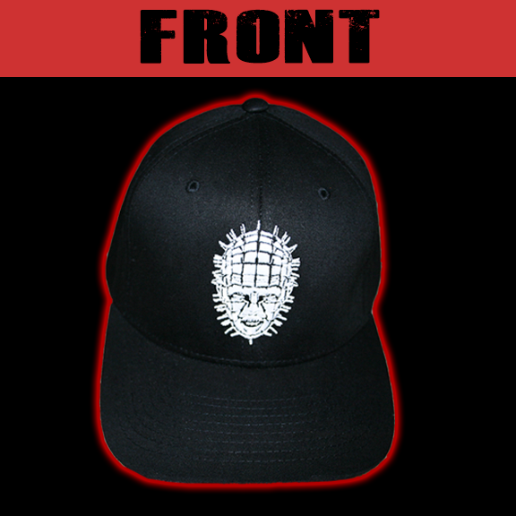 Pinhead's Graveyard - Hat Front