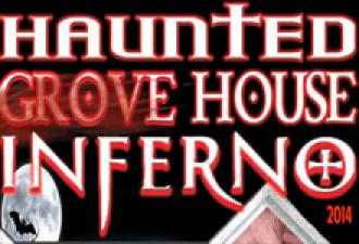 The Grove House Halloween Party