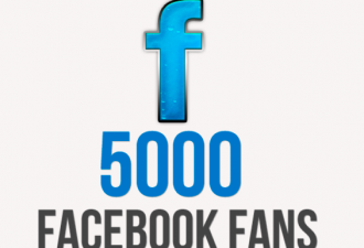 5000 Facebook Likes & Growing!!!
