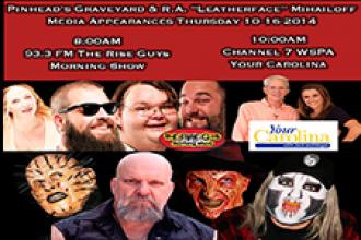 The Rise Guys & Your Carolina Media Appearances!