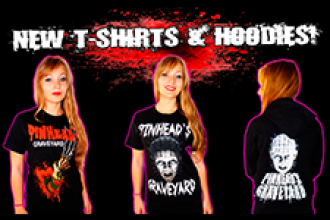 New T-Shirts & Hoodies in the Webstore!