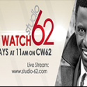 The CW's Studio 62 Appearance Monday 10-27-14 with host Jamarcus Gaston