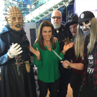 R.A. Miahiloff & Pinhead's Graveyard with Megan Heidlberg from Your Carolina