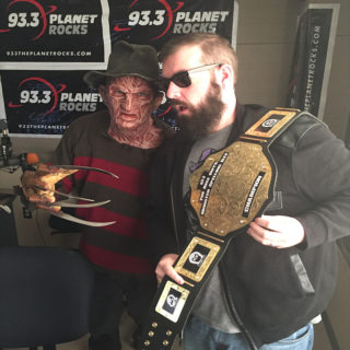 Freddy and Mattman from The Rise Guys Morning Show!
