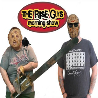 The Rise Guys Morning Show Pinhead's Graveyard Monster Spelling Bee