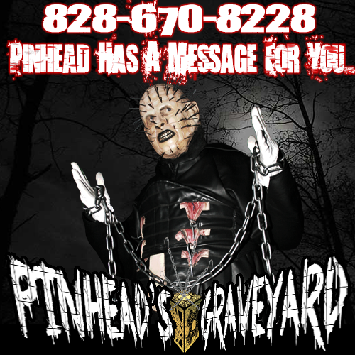 2016 Pinhead's Graveyard Infamous Hotline Recording