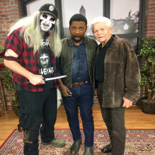 Otis from Pinhead's Graveyard & Dick Warlock and Studio 62 host Jamarcus Gaston