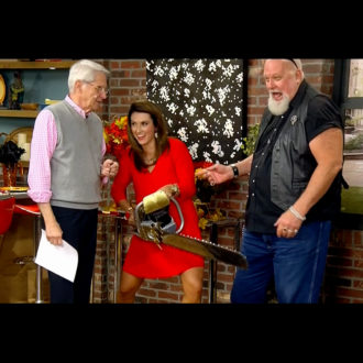 2016 Your Carolina TV Show with R.A. Mihailoff