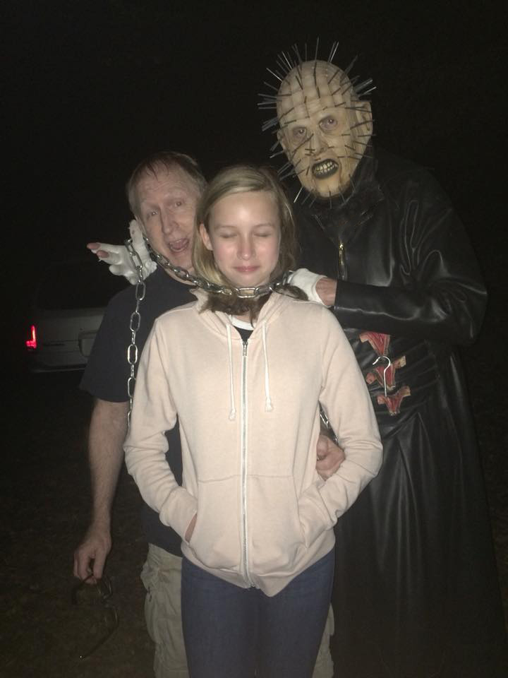 Pinhead's Graveyard North Carolina Haunted House