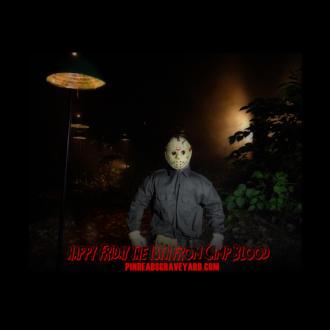 Happy Friday The 13th – New Video!